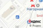 Схема проезда до компании Мастерская на Электролитном проезде в Москве