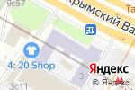 Схема проезда до компании МотоТакси 77 в Москве