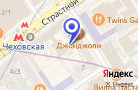 Схема проезда до компании МЕЖДУНАРОДНЫЙ ПРОМЫШЛЕННЫЙ БАНК в Москве