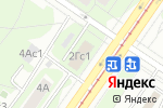 Схема проезда до компании Специальный приемник №1 для содержания лиц в Москве