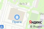 Схема проезда до компании Большой мастер в Москве