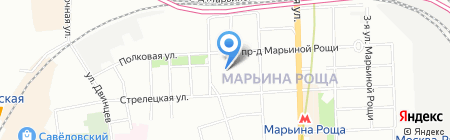 Траст.ком на карте Москвы