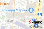 Схема проезда до компании Шоу Март в Москве