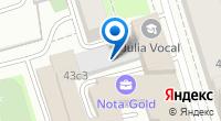 Компания ТВОЕ на карте