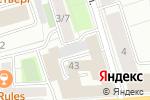 Схема проезда до компании Русский Трикотаж в Москве