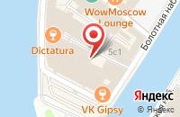 Схема проезда до компании Лимэкс в Москве
