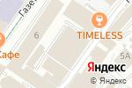 Схема проезда до компании Управление научно-технической политики в Москве