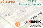 Схема проезда до компании Зелёная лужайка в Москве