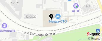 АМТ-диагностика на карте Москвы
