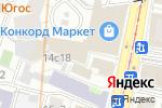 Схема проезда до компании 33 пингвина в Москве