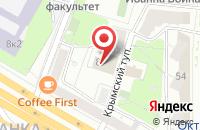 Схема проезда до компании Медиа-Эстейт в Москве