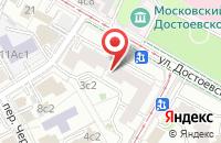 Схема проезда до компании Медпресс в Москве