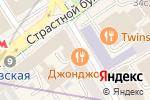 Схема проезда до компании Project 2018 в Москве