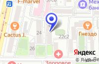 Схема проезда до компании ЦЕНТР ВОСТОЧНОЙ МЕДИЦИНЫ в Москве