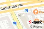 Схема проезда до компании Отдохни в Москве
