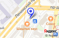 Схема проезда до компании ТРАНСПОРТНАЯ КОМПАНИЯ КЭБМЕН в Москве
