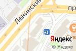 Схема проезда до компании Ndflcenter в Москве