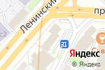 Схема проезда до компании Teleport в Москве