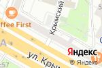 Схема проезда до компании Парнас в Москве