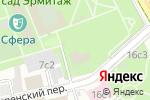 Схема проезда до компании Summer Time в Москве