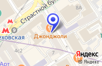 Схема проезда до компании КОПИРОВАЛЬНЫЙ ЦЕНТР МЕДА в Москве
