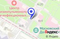 Схема проезда до компании ВЕТЕРИНАРНАЯ СТАНЦИЯ СОПИКО в Москве