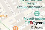 Схема проезда до компании Citadel Comfort в Москве