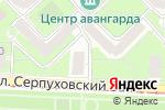 Схема проезда до компании Coffee Hedonist в Москве