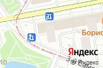 Схема проезда до компании Богатырь на Селезнёвке в Москве