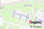 Схема проезда до компании Школа №2113 с дошкольным отделением в Москве