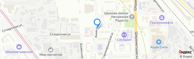 Анненская улица