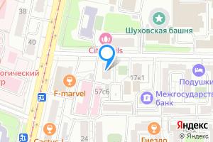 Сдается комната в трехкомнатной квартире в Москве ул. Шухова, 19