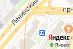 Схема проезда до компании Архимед в Москве