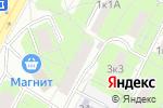 Схема проезда до компании Эль-1 в Москве