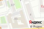 Схема проезда до компании GeoLightTravel в Москве