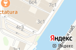 Схема проезда до компании Воскуримся в Москве