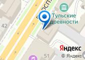 Отдел надзорной деятельности по Центральному району на карте