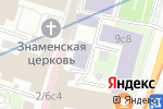 Схема проезда до компании Фитнес психология в Москве