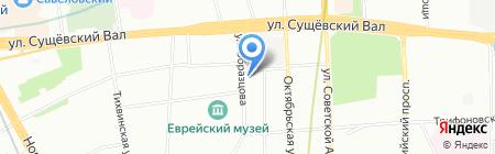 O`Jules на карте Москвы