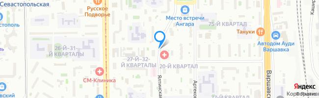 Ялтинская улица