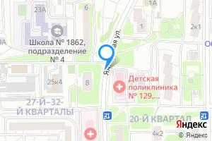 Снять комнату в трехкомнатной квартире в Москве Ул .ялтинская