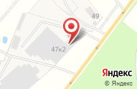 Схема проезда до компании АвтоПассаж в Подольске