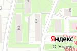 Схема проезда до компании Дон в Москве