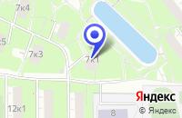 Схема проезда до компании ИНФОРМАЦИОНОЕ АГЕНТСТВО АНОНС-99 в Москве