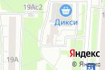 Схема проезда до компании Магазин кожгалантереи на ул. Коненкова в Москве