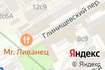 Схема проезда до компании VM DESIGN в Москве
