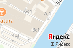 Схема проезда до компании Кущь в Москве