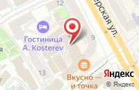 Схема проезда до компании Некст Реклама в Москве