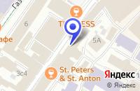 Схема проезда до компании МОСКОВСКИЙ ФИЛИАЛ ПТФ НОРИЛЬСКГАЗПРОМ в Москве