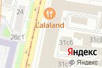 Схема проезда до компании Идеал Стандард РУС в Москве